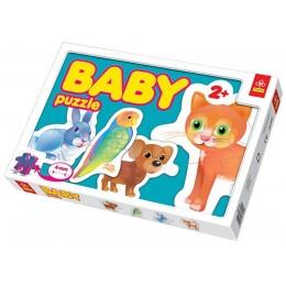 Puzzle Baby Trefl Pupile