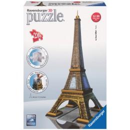 Ravensburger Puzzle 3D Wieża Eiffla 216 el.