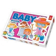 Puzzle Baby Trefl Zawody