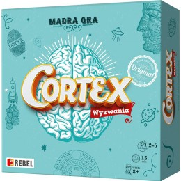 Rebel Gra CORTEX - Wyzwania