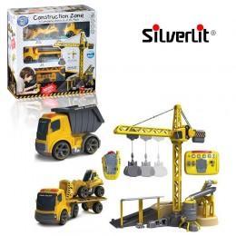 Silverlit 81110 Zestaw Budowlany Deluxe