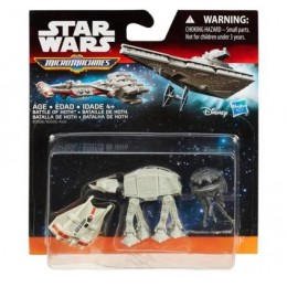 STAR WARS Micro Machines B3506 Trójpak Battle Of Hoth