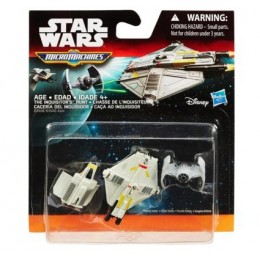 STAR WARS Micro Machines B3508 Trójpak The Inquisitor's Hunt