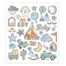 Naklejki Baby Boy – 28883