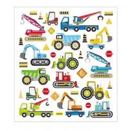 Naklejki pojazdy na budowie – 29175