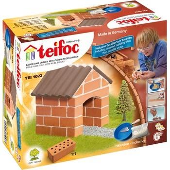 Teifoc 1022 Budowle z Cegiełek Domek