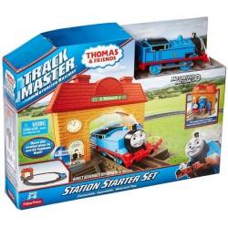 Fisher Price DFM49 Kolejka Tomek Trackmaster - Zestaw startowy