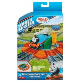 Fisher Price DFM62 Kolejka Tomek Trackmaster  - Obrotnica