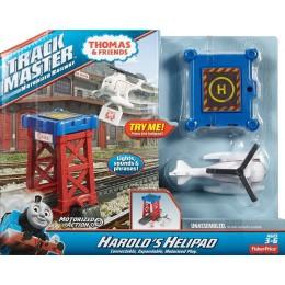 Fisher Price Trackmaster DFM65 Lądowisko Harolda