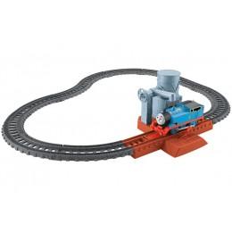 TRACKMASTER BDP11 Tomek Trackmaster Zestaw Startowy z Wodną Wieżą