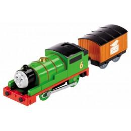 TRACKMASTER BML07 lokomotywa Percy