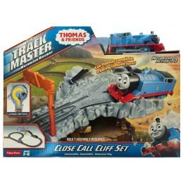 Fisher Price Kolejka Tomek Trackmaster DFM51 Przygoda na Klifie