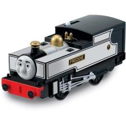 TRACKMASTER lokomotywa Freddie
