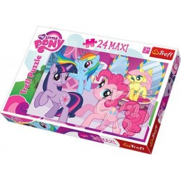 TREFL 14182 PUZZLE 24 maxi My little Pony