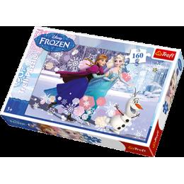 Trefl - Puzzle Frozen Kraina lodu 160 el. - 15317