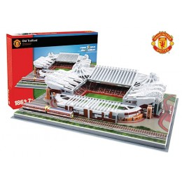 Trefl Puzzle 3D Stadion Old Trafford Manchester