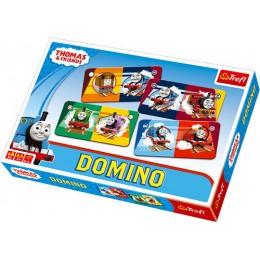 Trefl 00783 Domino Tomek i Przyjaciele
