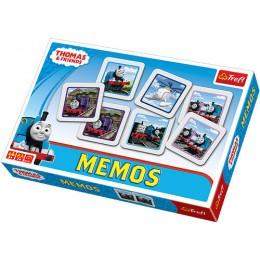 Trefl 00785 Memos Memory Tomek i Przyjaciele