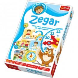 Trefl 01123 Puzzle Zegar - Zabawy Edukacyjne