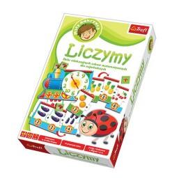 Trefl 01125 Puzzle Liczymy - Zabawy Edukacyjne