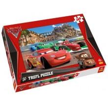 Trefl 13123 Puzzle Auta Cars Zygzak McQueen 260 el.