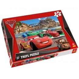 Trefl - Puzzle Cars - Auta w Porto Corso 260 el. - 13123