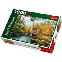 Trefl 45000 Puzzle Jesienna Nostalgia 4000 el.