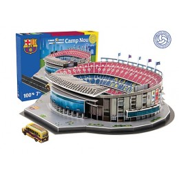 Trefl Puzzle 3D Stadion Camp Nou FC Barcelona