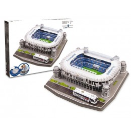 Trefl Puzzle 3D Stadion Santiago Bernabeu Real Madryt