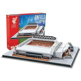 Trefl Puzzle 3D Stadion Anfield Liverpool