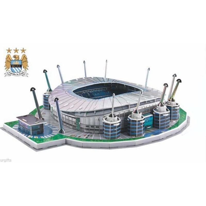 trefl puzzle 3d stadion stadion etihad manchester city sklep zabawkowy. Black Bedroom Furniture Sets. Home Design Ideas