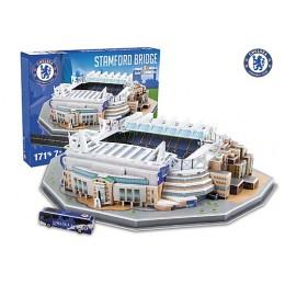Trefl Puzzle 3D Stadion Stamford Bridge Chelsea