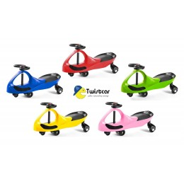 TWISTCAR jeździk autko do 120 kg 5 kolorów