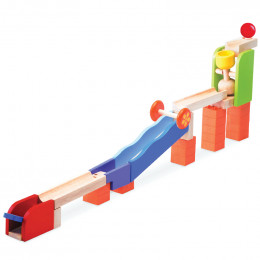 Wonderworld Toys - Trix Track - Kulodrom Throw & Roll - 7003