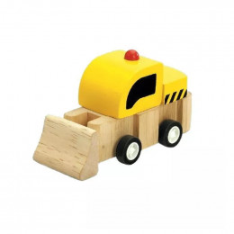 Wonderworld Toys - Mini Ładowarka typu Pull Back - 4039