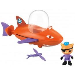 Fisher Price Oktonauci Y9298 Latająca ryba pływak GUP-B i Kocurro