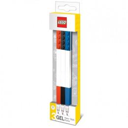 LEGO – Zestaw trzech żelowych długopisów – 51513