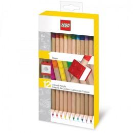 LEGO – Zestaw kredek 12 kolorów – 52064