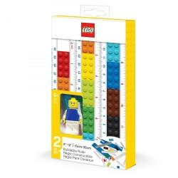 LEGO – Linijka z klocków LEGO z figurką – 52558