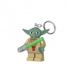 LEGO - Breloczek z latarką - Yoda - LGL-KE122