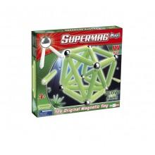 SUPERMAG 0117 Klocki magnetyczne Maxi 44 el. - świecące w ciemności