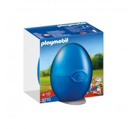 Playmobil Sports&Action 9210 Pojedynek koszykarski - zestaw w jajku