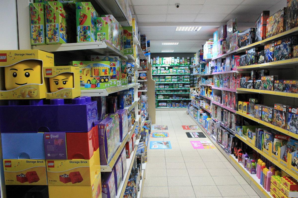 Kimland - sklep stacjonarny 1 - Kraków